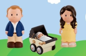 Royal Baby toys from ELC