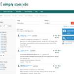 simply sales jobs CV search