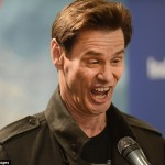 jim carrey fake smile