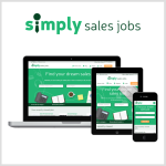 Simply Sales Jobs Mobile Site