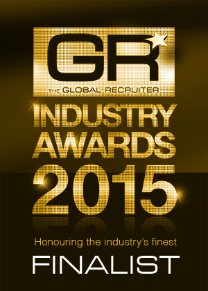 We've Been Shortlisted For A Global Recruiter Award!