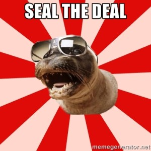 seal deal