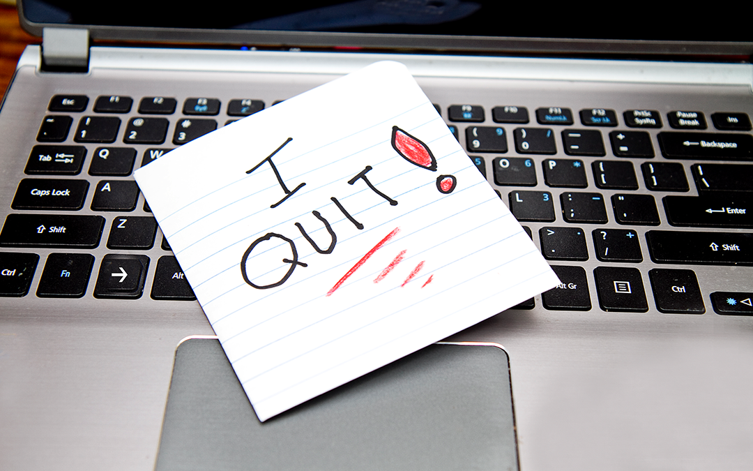 10 signs it's time to quit your job