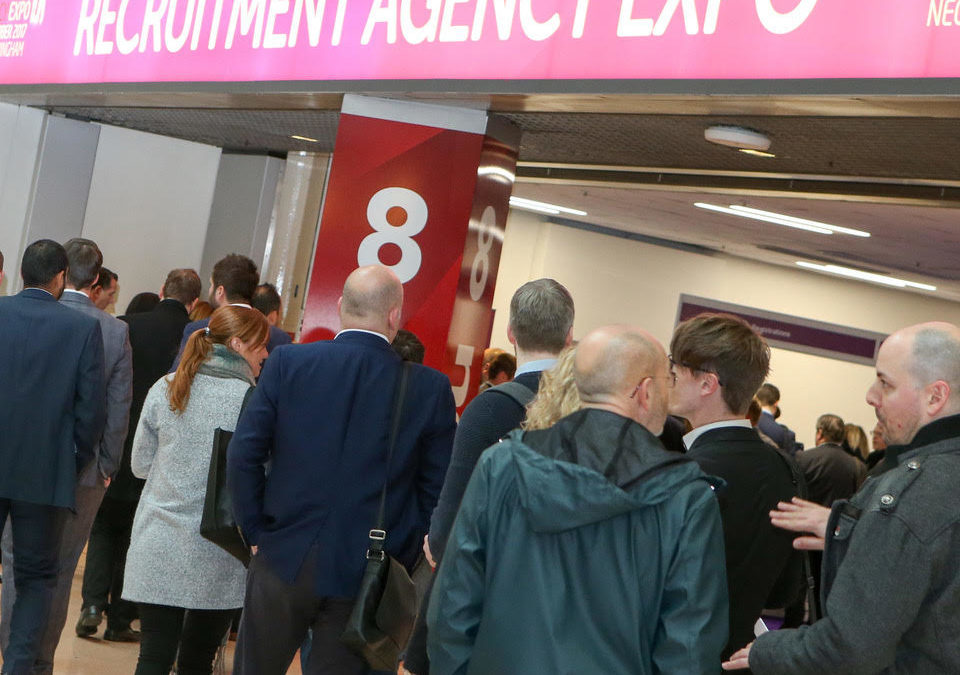 The Recruitment Agency Expo returns in February