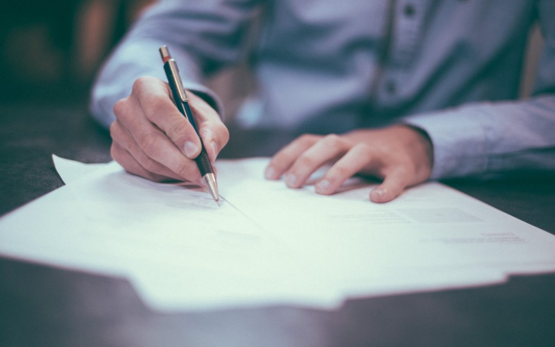 Writing a cover letter for a sales executive
