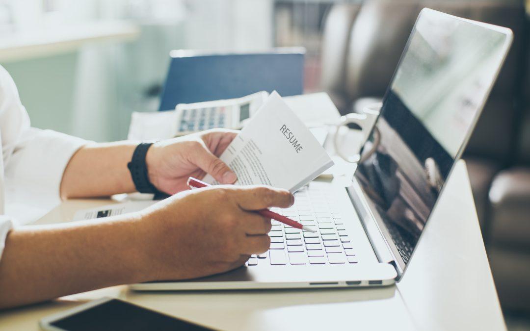 Ten ways to improve your sales CV