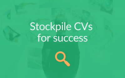 Stockpile with CV Discovery